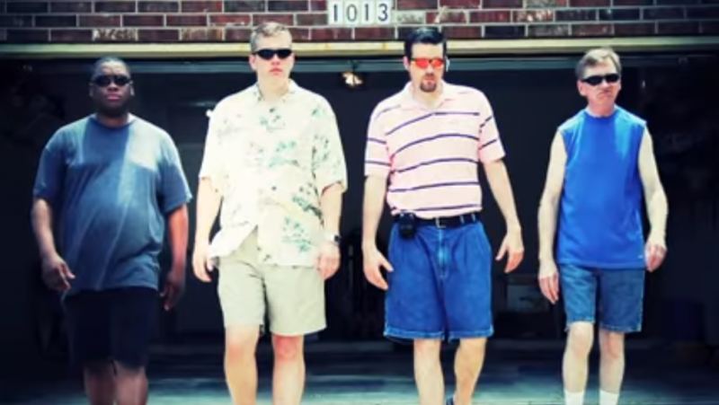 Hilarious dads make funny video