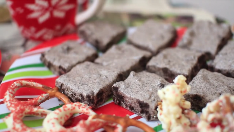Christmas party snacks for everybody