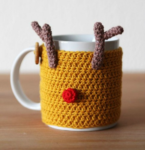 Colours of Autumn – Mug Cozy