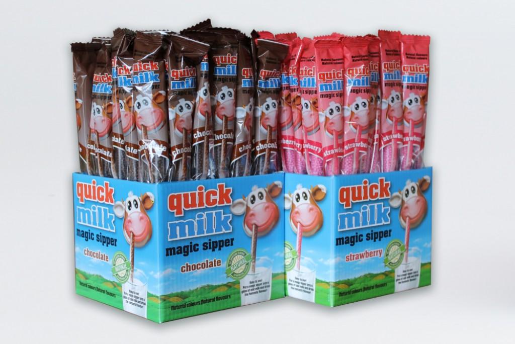 Quick Milk Magic Sipper Chocolate