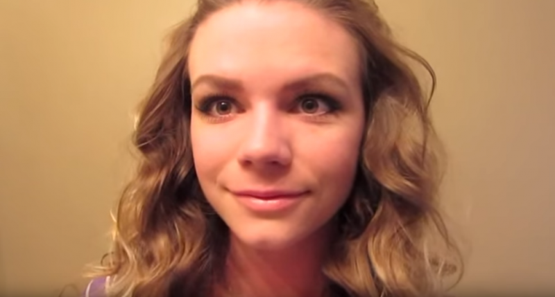How to curl your hair with no heat