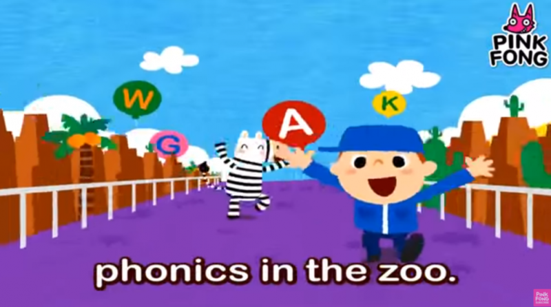 Alphabet song – Fun for kids