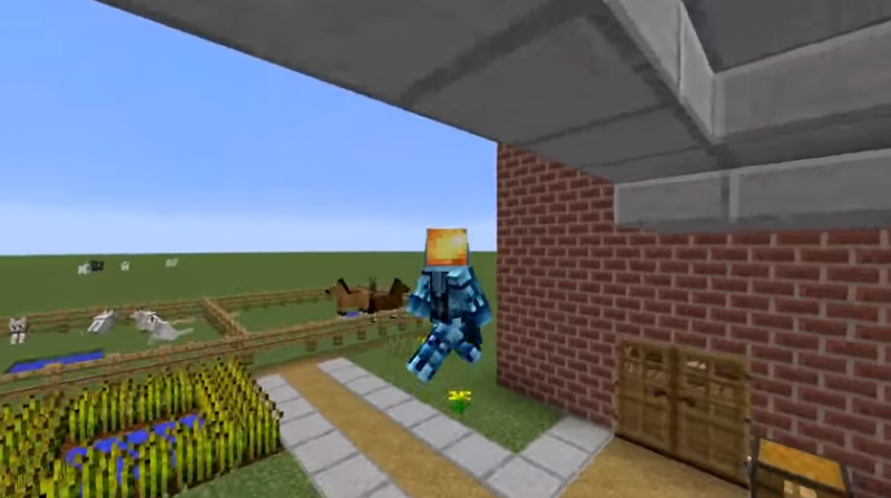 Make animals look more realistic in Minecraft